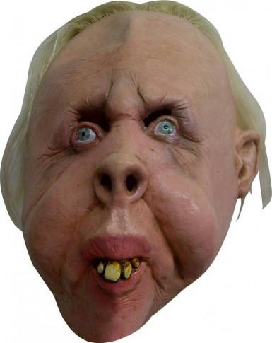 Unheimliche Halloween-Maske