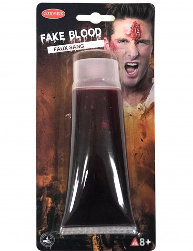 Kunstblut-Tube 100 ml Halloween