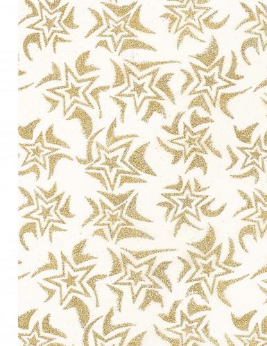 Goldener Tischläufer-1
