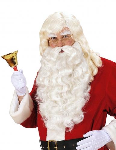 Üppiger Weihnachtsmann-Bart