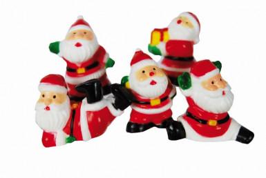 Kuchendeko Weihnachtsmänner