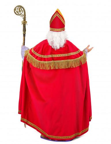Sankt Nikolaus Bischof-Kostüm für Herren-2