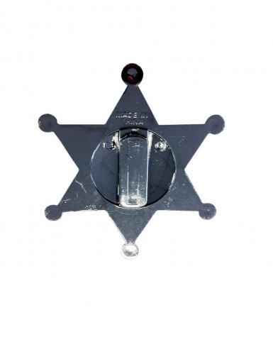 Silberner Sheriff-Stern-1