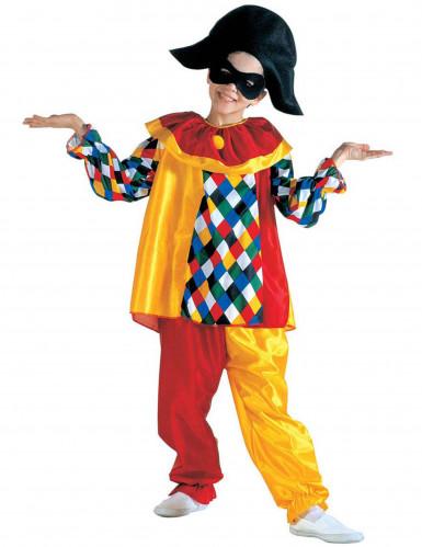 Harlekin-Kostüm für Kinder