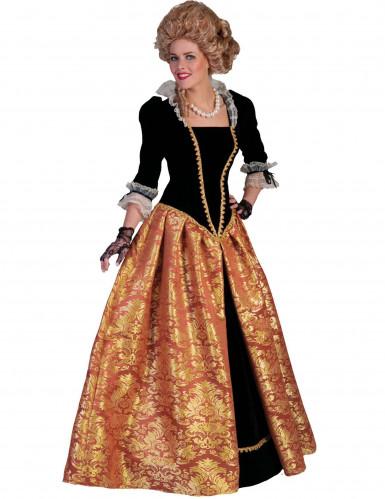 Barockes Kaiserin-Kostüm für Damen