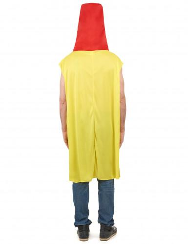 Mayonnaise-Kostüm für Erwachsene-2