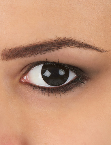 Schwarze Kontaktlinsen