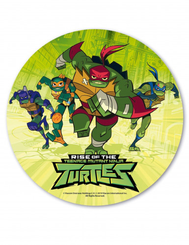Kuchenauflage Ninja Turtles 20cm