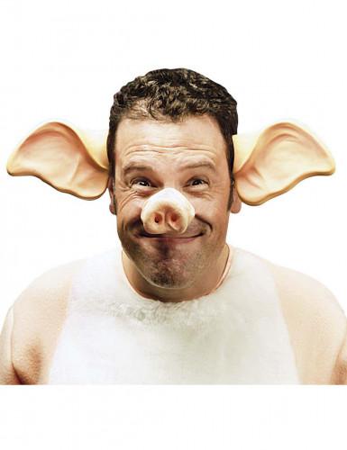 Schweinchen-Nase für Erwachsene-1