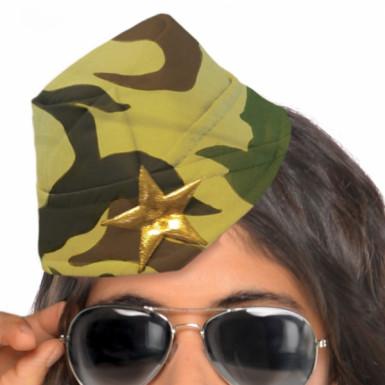 Militär Kostüm für Damen-3