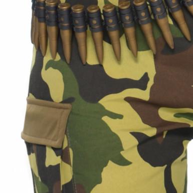Militär Kostüm für Damen-1