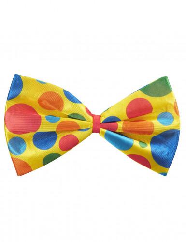 Gepunktete Schleife für Clownverkleidung