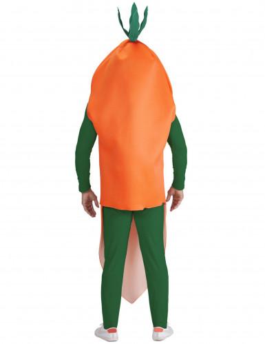 Flottes Karotten Kostüm für Erwachsene-1