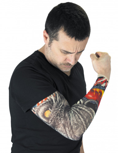 Drachen-Tattoo-Ärmel