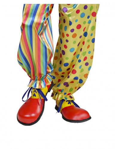 Riesige Clowns-Schuhe für Erwachsene