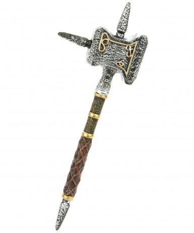 Wikinger-Waffe mit Spitzen