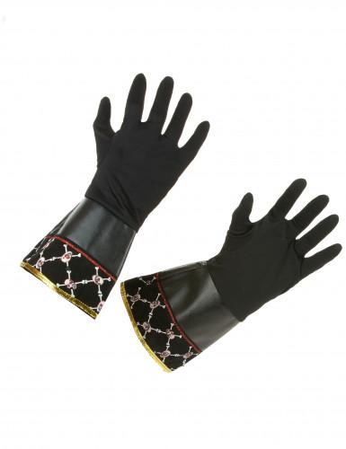Piraten-Handschuhe für Erwachsene