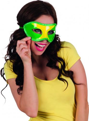 Augenmaske Brasilien