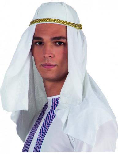 Arabische Emir-Kopfbedeckung für Herren