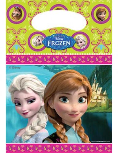 6 Geschenke Tüten - Die Eiskönigin™