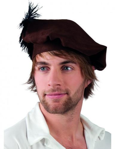 Mittelalterliche Kopfbedeckung für Erwachsene