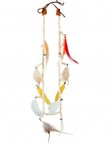 Indianerfrau-Halskette-1