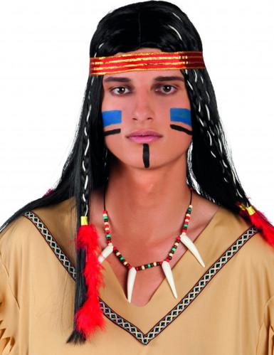 Indianer-Häuptlings-Halskette