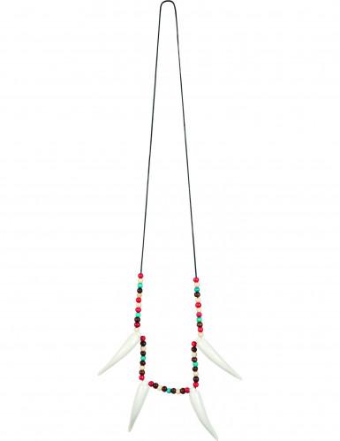 Indianer-Häuptlings-Halskette-1