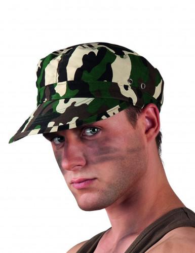 Militär Camouflage Herrenkappe