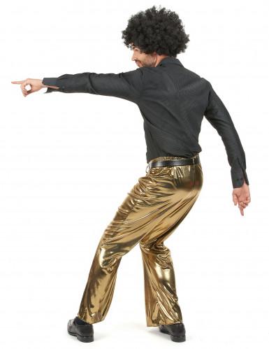Goldene Hose für Herren-2