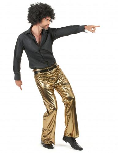 Goldene Hose für Herren-1