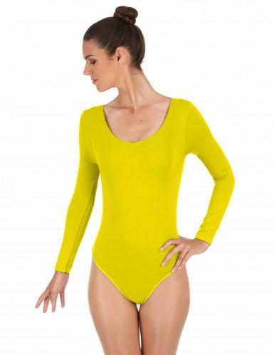 Gelber Body für Erwachsene