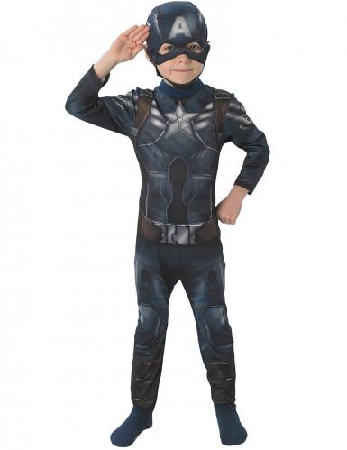 Captain America 2™ Kostüm für Kinder