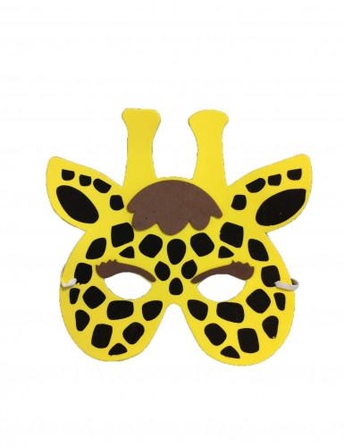 Giraffen-Maske für Kinder