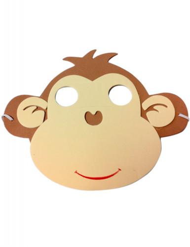 Affen-Maske für Kinder