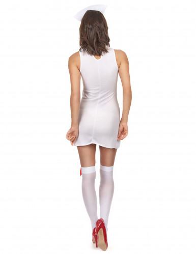Krankenschwester Kostüm für Damen-2