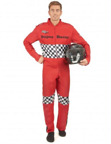 Rennfahrer Kostüm für Herren