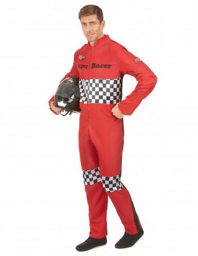 Rennfahrer Kostüm für Herren-1