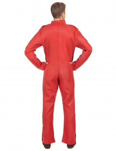 Rennfahrer Kostüm für Herren-2