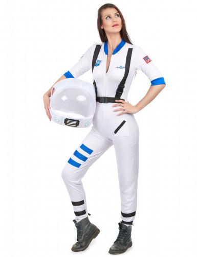 Astronaut Kostüm für Damen-1