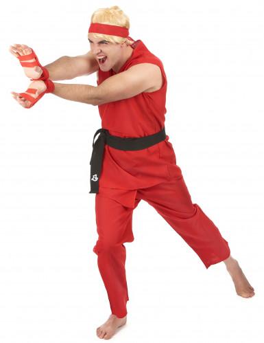 Kung Fu Kostüm für Herren-1