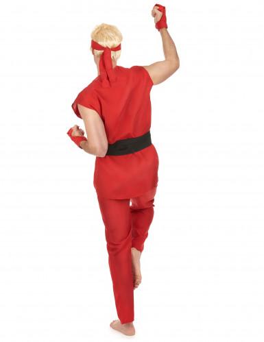 Kung Fu Kostüm für Herren-2
