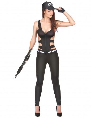 SWAT Kostüm für Damen
