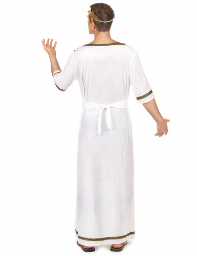 Römisches Senatskostüm für Herren weiss-rot-goldfarben-2