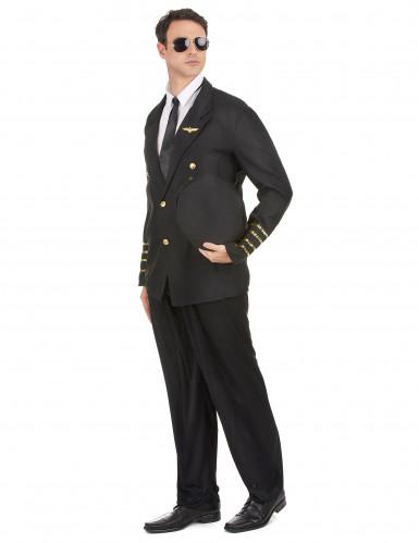 Kapitän Kostüm für Herren-1