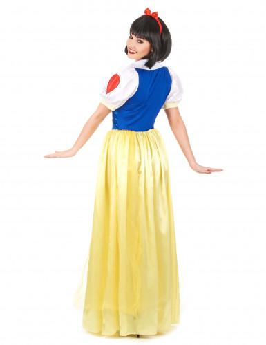Schneeprinzessin Kostüm für Damen-2