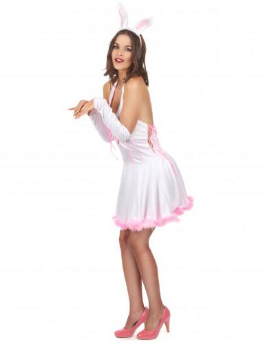 Sexy Häschen Kostüm für Damen-1