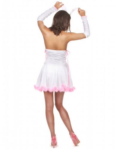 Sexy Häschen Kostüm für Damen-2