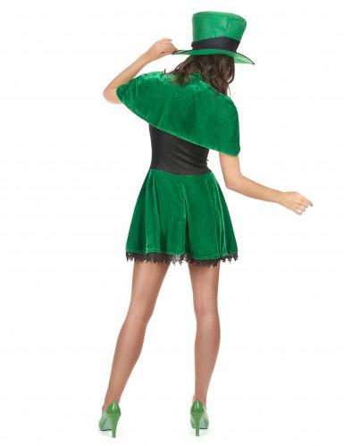 St. Patrick Leprechaun Kostüm für Damen-2