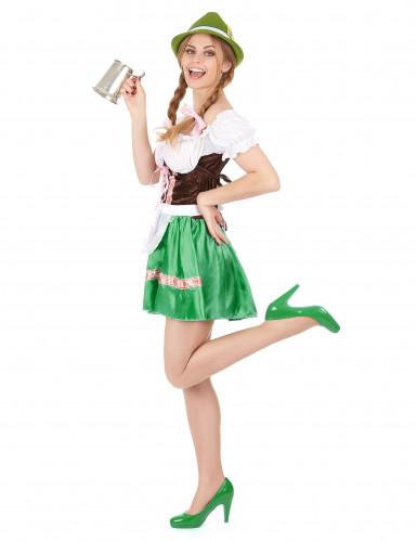 Bayerin Kostüm für Damen-2